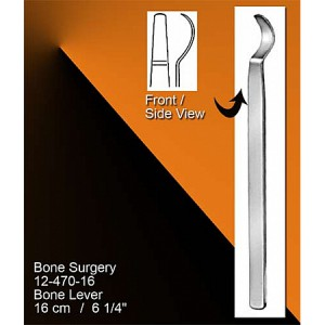 Bone lever/Retractors thumb