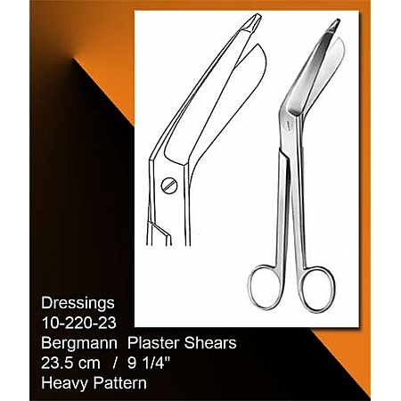 Dressing Instruments