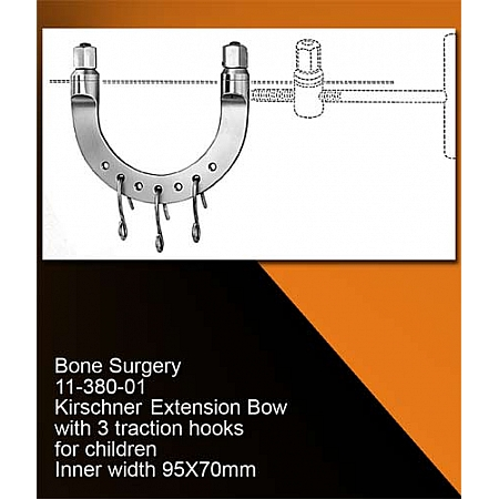 Wire cut pliers/Extension bows